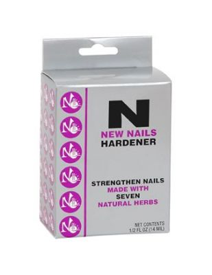 New Nails Nail Strengthener