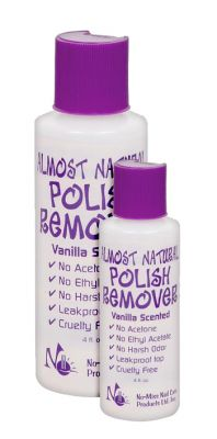 Almost Natural Polish Remover