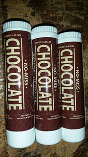 Chocolate Lip Healer