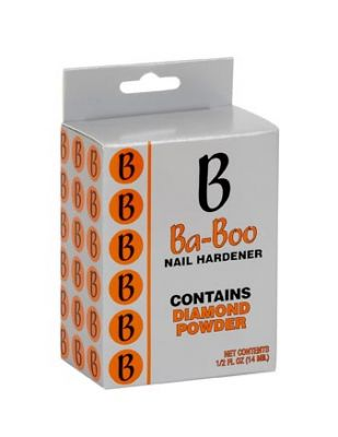 Ba Boo Nail Hardener with Diamond Dust