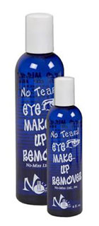 No Tears! Eye Makeup Remover